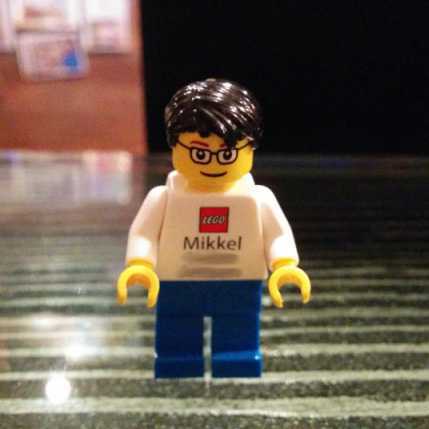LEGO persona